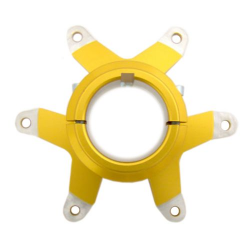 SPROCKET HUB FOR 50mm AXLE GOLD