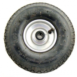 INFLATABLE METAL WHEEL D.260 FOR TROLLEY